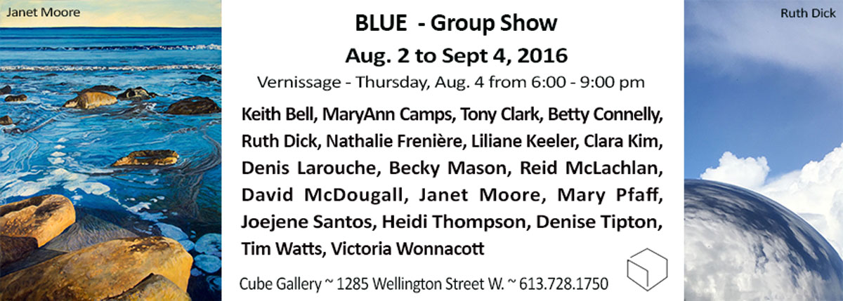 BLUEGroupShow